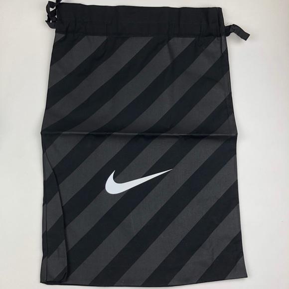 0bc83c9078 NIKE Vapor Gymsack Drawstring Bag Black